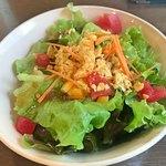 オブライトカフェ - サラダ
