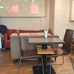 オブライトカフェ - テーブル席