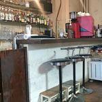 オブライトカフェ - カウンター席