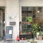 オブライトカフェ - 外観