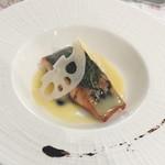 フランス食堂 シェ・モア - 魚料理