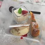 フランス食堂 シェ・モア - デザート