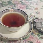 フランス食堂 シェ・モア - 紅茶