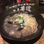 華道 - しじみラーメン890円