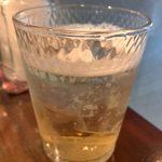ハバチャル - 「レモングラスのスパイシーウォッカ」550円