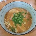かずらばし亭 - 料理写真:徳島ラーメン