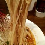 創作麺工房 鳴龍 - 麺 リフト