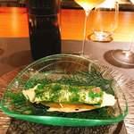 スリオラ - スペイン白ワインと真鰯のマリネ