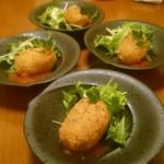 The Kitchen 喰なべ - 飛騨牛コロッケ