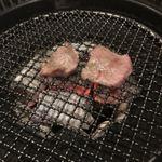 高級個室焼肉LAMP - 上タン塩 980円