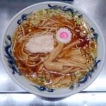 中華そば みたか - 料理写真:ラーメン¥450