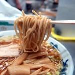 中華そば みたか - 地粉を使用した自家製麺