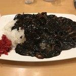 85395008 - お肉たっぷり激辛カレー(レギュラー) ご飯多め1030円