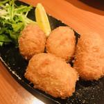 勇夢路 - 蟹クリームコロッケ このサイズは食べやすい