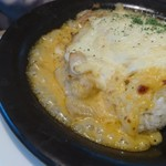 イタリアン・トマト カフェジュニア - 若鶏のクリームドリア