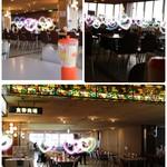 マルカンビル大食堂 - 平日の午後も賑わってました