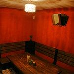 手作りトルコ料理とデリのお店KRAL - 奥にはエジプト風のお部屋が☆10名くらいまでの小さいパーティーに最適です☆