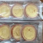 信州芽吹堂 - 料理写真:軽井沢チーズタルト