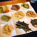 杉の家 - 料理写真:夕食