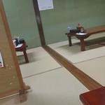 道産子ラーメン - 座敷