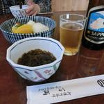 万両 - ビール600円