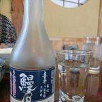 万両 - 「鰻料理に合う」純米酒850円