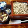 一刀手打ちそば 岩井更科 - 料理写真:鴨蕎麦