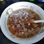 キッチンあべ - スープ(大盛)