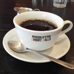 85405360 - ランチのコーヒー