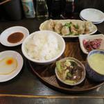 横浜 青葉餃子 - 餃子セット