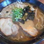 幸楽 - 料理写真:醬油ラーメン