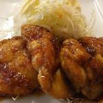 定食のむさしの - チキンソテー定食