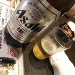 85406937 - 大瓶ビール 390円