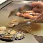 神戸アントレコット - 魚介焼き