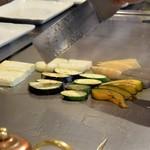 神戸アントレコット - 焼き野菜