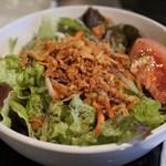 神戸アントレコット - 2人分のサラダ