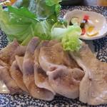 恋する豚研究所 - 恋する豚のロース肉塩コショー焼き