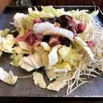 亀八食堂 - ロース・ぶた肉