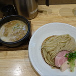 麺家獅子丸 - 濃厚獅子丸つけ麺(850円)