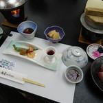 ホテル たつき - 料理写真:天下泰平の膳(4,320円)