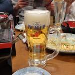 宇奈とと - 生ビール