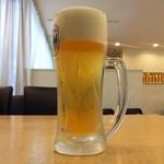 虎坊 - 昼からビール♪