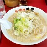 らーめん弁慶 - らーめん:730円