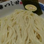 85412381 - 三河屋製麺のストレート太麺