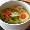 Toripaitanramenjuugaokakageyama - 料理写真:鶏白湯塩そば
