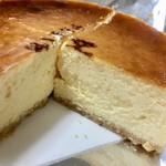 かんらくヤ - ベイクドチーズケーキ