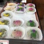 竹鶴饅頭本舗 - 料理写真: