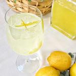 リストランテ カノビアーノ - 自家製リモンチェッロ