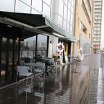 小倉 匠のパスタ ラ・パペリーナ - 雨上がりのお店