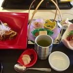 京料理 三門 - 角煮がメイン